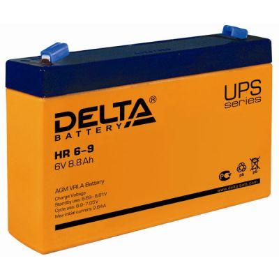 Аккумулятор Delta D-HR6/9 (6 В, 8,8 Ач)