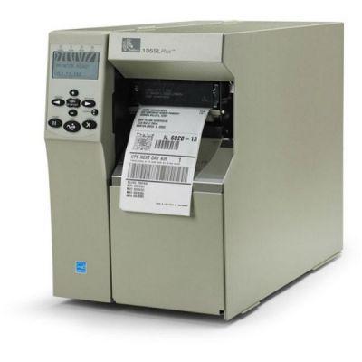 Принтер Zebra термотрансферный 105SL Plus 102-80E-00000