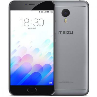 Смартфон Meizu M3 Note 16Gb Grey (1194698)