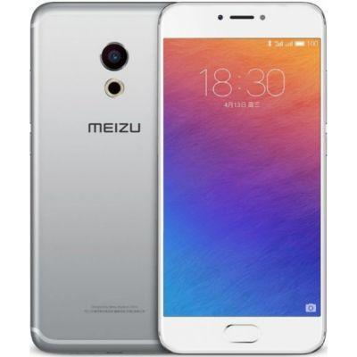 �������� Meizu Pro 6 32Gb Silver/White (1194706)