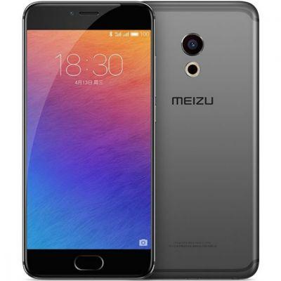 Смартфон Meizu Pro 6 64Gb Grey/Black (1194708)