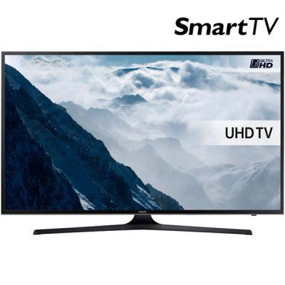 Телевизор Samsung 4K UHD UE60KU6000UX