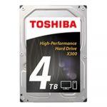 "Жесткий диск Toshiba SATA-III 4Tb X300 3.5"" HDWE140EZSTA"