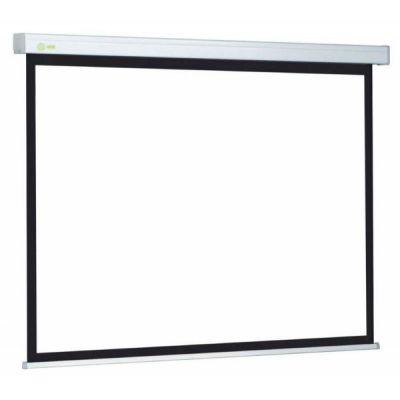 Экран Cactus 183x244см Wallscreen 4:3 настенно-потолочный рулонный белый (CS-PSW-183X244)