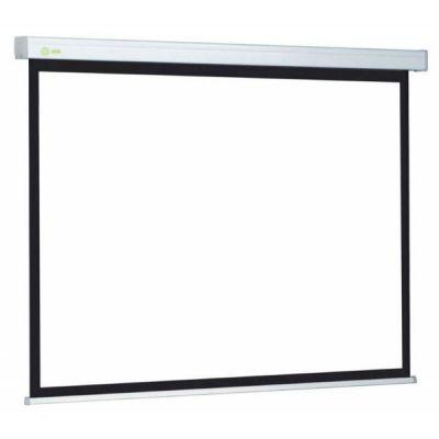 Экран Cactus 150x150см Wallscreen 1:1 настенно-потолочный рулонный белый (CS-PSW-150x150)
