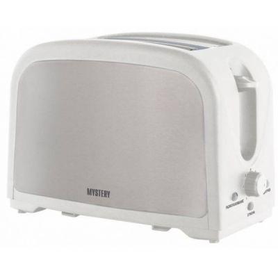 Тостер Mystery MET-2103 белый 800W