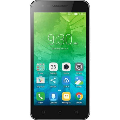 Смартфон Lenovo Vibe C2 8Gb (K10A40) LTE Black PA450035RU