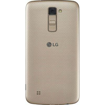 Смартфон LG K10 K410 16Gb 3G Золотистый LGK410.ACISSG