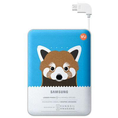 Samsung Мобильный аккумулятор EB-PG850 Lesser Panda 8400mAh 2A белый 1xUSB EB-PG850BCRGRU