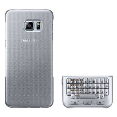 Samsung �����-���������� ��� Galaxy S6 Edge Plus Keyboard Cover ����������� EJ-CG928RSEGRU