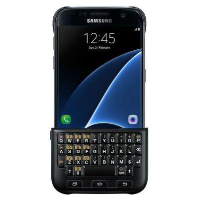 Samsung Чехол-клавиатура для Galaxy S7 Keyboard Cover черный EJ-CG930UBEGRU