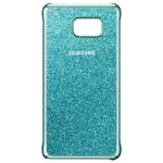 Чехол Samsung (клип-кейс) для Galaxy S6 Edge Plus Glitter Cover G928 синий EF-XG928CLEGRU