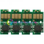 Расходный материал InkTec Чипы для Brother ПЗК и СНПЧ для MFC-J2510, MFC-J2310, MFC-J3720, MFC-J3520, автоматически обнуляемые