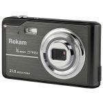Компактный фотоаппарат Rekam iLook S955i черный 1108005130