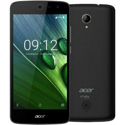 Смартфон Acer Liquid Zest Z528 Черный HM.HVCEU.002