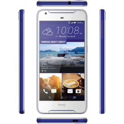 Смартфон HTC Desire 628 Dual Sim Cobalt White 99HAJZ031-00