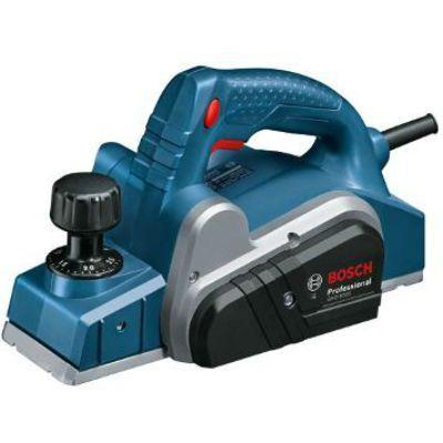 Рубанок Bosch электрический GHO 6500 0601596000