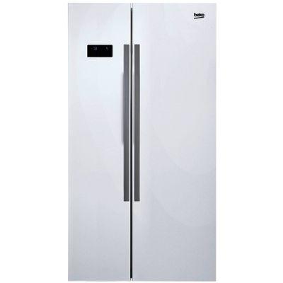Холодильник Shivaki SHRF-600SDW белый (двухкамерный)