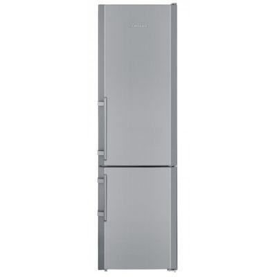 Холодильник Liebherr CNef 3915 нержавеющая сталь (двухкамерный)