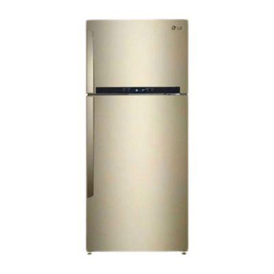 Холодильник LG GC-M502HEHL бежевый (двухкамерный)