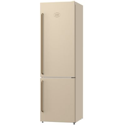 Холодильник Gorenje NRK621CLI бежевый (двухкамерный)
