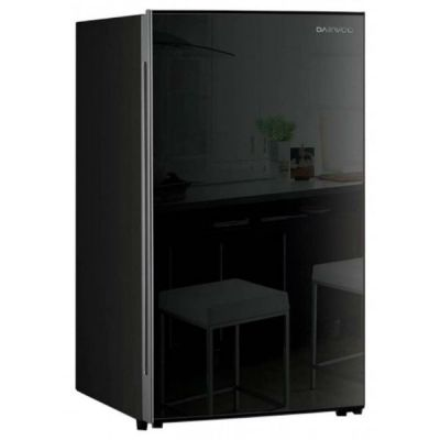 Холодильник Daewoo Electronics FN-15B2B черный (однокамерный)