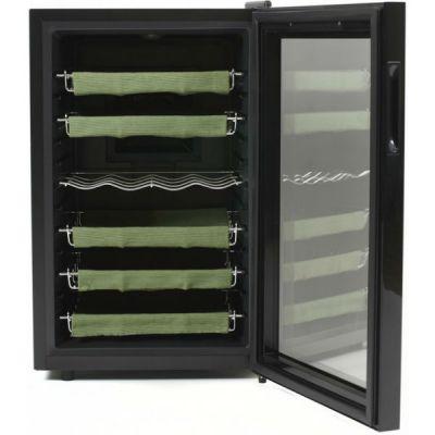 Холодильник Shivaki SHW-28VB черный (однокамерный)