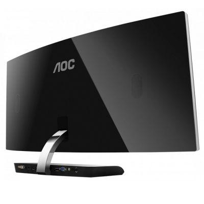 Монитор AOC C3583FQ Silver-Black