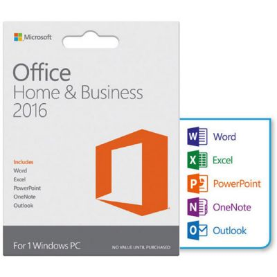 Лицензия ESD Microsoft Office Home and Business 2016 ALL LNG T5D-02322