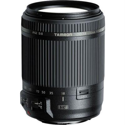 Объектив для фотоаппарата Tamron 18-200мм F/3.5-6.3 Di II VC для Canon B018E