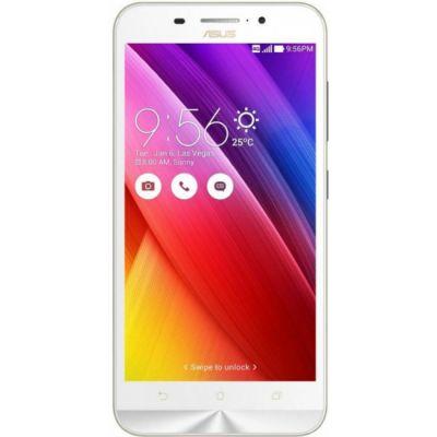 Смартфон ASUS ZenFone Max ZC550KL 32Gb White 90AX0106-M01780