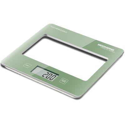 Кухонные весы Redmond RS-724 зеленый