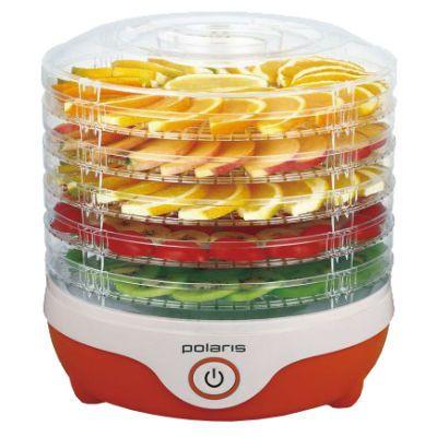 Polaris Сушилка для фруктов и овощей PFD 1505 оранжевый