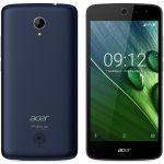 Смартфон Acer Liquid Zest Z528 Синий HM.HUSEU.002