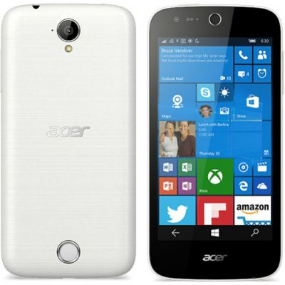 Смартфон Acer Liquid M330 8Gb LTE Белый HM.HTHEU.001