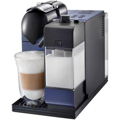 Кофемашина Delonghi Nespresso EN 520.B синий/черный