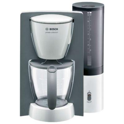 Кофеварка Bosch TKA6031A белый/серый