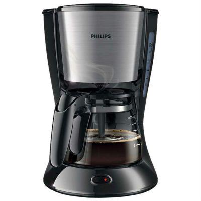Кофеварка Philips HD7434/20 черный
