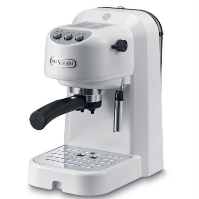 Кофеварка Delonghi EC250W белый