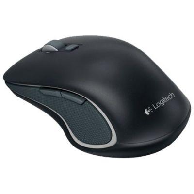 Мышь беспроводная Logitech M560, Black, [910-003883]
