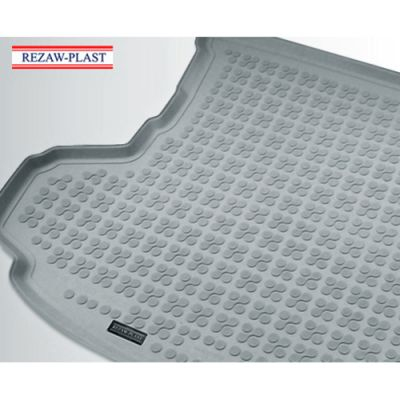 Rezaw-Plast Коврик багажника Opel Insignia 2008-2013 с бортиком полиуретановый серый RZ 231135S