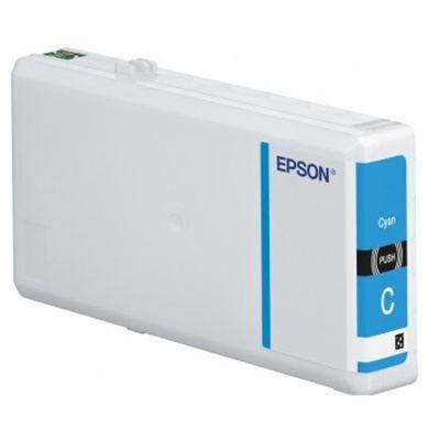 Картридж Epson Cyan/Голубой (C13T79124010)