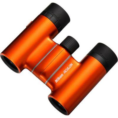 Бинокль Nikon 8x21мм Aculon T01 оранжевый (BAA803SC)