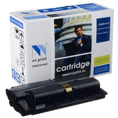 Расходный материал Совместимый картридж 106R01412 NVprint (черный)