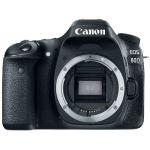 Зеркальный фотоаппарат Canon EOS 80D Body 1263C010