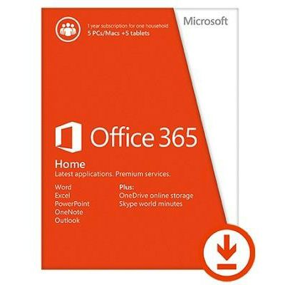 �������� ESD Microsoft Office 365 Home Premium ALL LNG 6GQ-00084