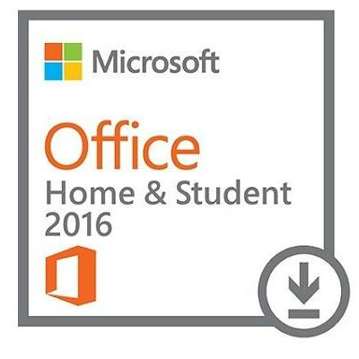 Лицензия ESD Microsoft Office 2016 Home and Student ALL LNG 79G-04288