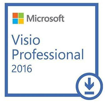 �������� ESD Microsoft Visio 2016 Professional ALL LNG D87-07114