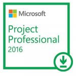 Лицензия ESD Microsoft Project 2016 Professional ALL LNG H30-05445