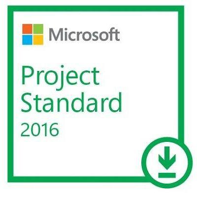 �������� ESD Microsoft Project 2016 Standard ALL LNG Z9V-00342